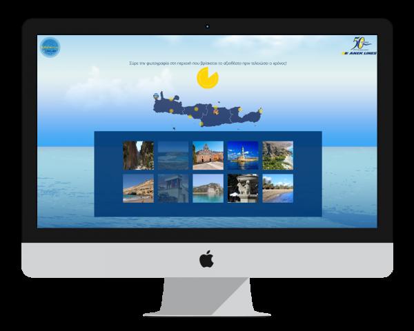 Crete Web Game