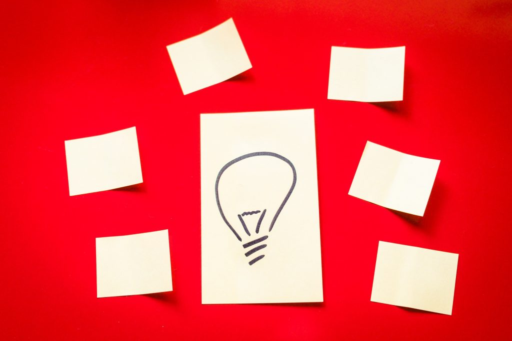 advertising post-its