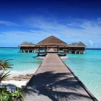 exotic hotel sea