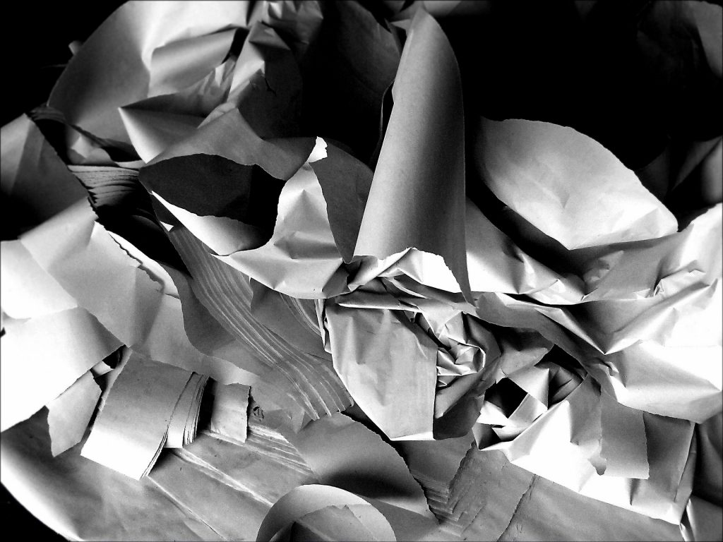 Paper Fragments